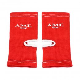 Голеностопный бандаж AML (красный)