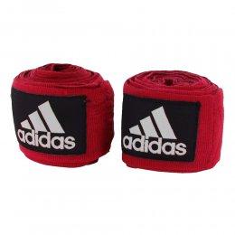 Боксерские бинты Adidas AIBA New (красный)