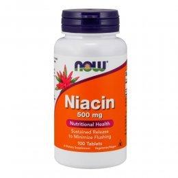 Niacin 500 mg 100 капс
