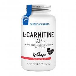 L-Carnitine Caps 500 mg 120 капс