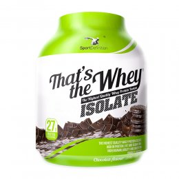 That's The Whey Isolate 2100 гр