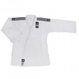 Кимоно для дзюдо Adidas Champion-2 IJF (белый)