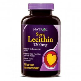 Soya Lecithin 1200 mg 120 капс