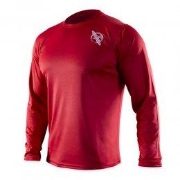 Тренировочная футболка Hayabusa Kunren (красный)