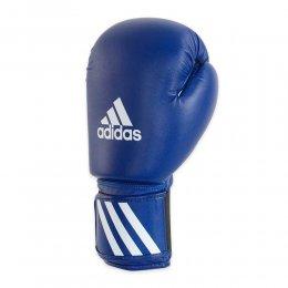 Перчатки боксёрские Adidas Speed 50 PU (синий)