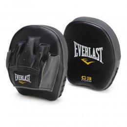Лапы боксёрские вогнутые Everlast Precision