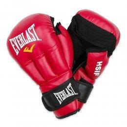 Перчатки для рукопашного боя Everlast HSIF, PU (красный)