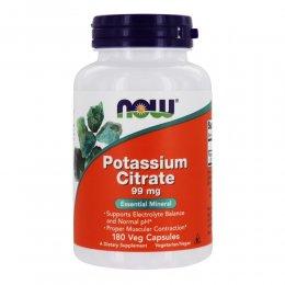 Potassium Citrate Caps 99 mg 180 капс