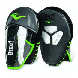 Лапы боксёрские вогнутые Everlast Prime Mantis, PU