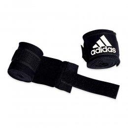 Боксерские бинты Adidas (чёрный)
