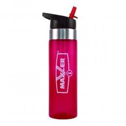 Спортивная бутылка Maxler 550 мл (розовый)