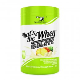 That's The Whey Isolate 600 гр