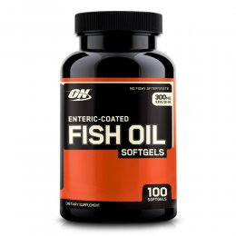 Fish Oil Softgels 100 капс