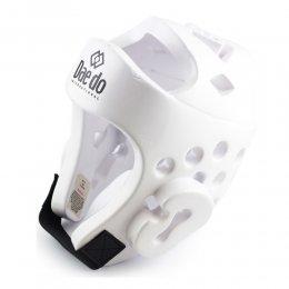 Шлем для тхэквондо Daedo (белый)