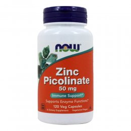 Zinc Picolinate 50 mg 120 капс