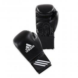 Перчатки боксёрские Adidas Speed 50 PU (чёрный)