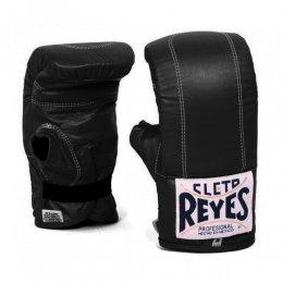 Перчатки снарядные Cleto Reyes кожа (чёрный)
