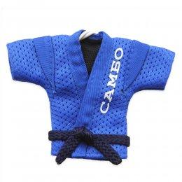 Сувенирная куртка САМБО ВФС (синий)