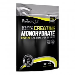 100% Creatine Monohydrate (пакет) 500 гр