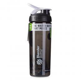 Шейкер Blender Bottle SportMixer Sleek 828 мл (чёрный)
