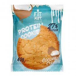 Печенье Fit Kit Protein Сооkiе 40 гр