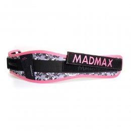 Пояс атлетический женский Mad Max WMN Synthetic (розовый)