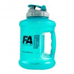 Спортивная бутылка Fitness Authority 2,2 л (голубой)