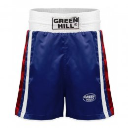 Шорты боксёрские Green Hill Olimpic (синий)