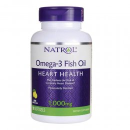 Omega-3 Fish Oil 1000 mg 90 капс