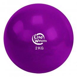 Набивной мяч (медбол) Lite Weights