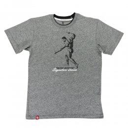 Спортивная футболка Kevin Levrone (серый)