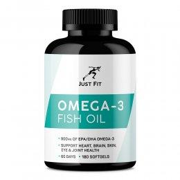 Omega 3 1000 mg 180 капс