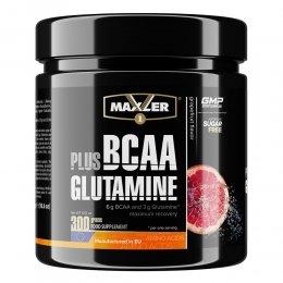 BCAA Plus Glutamine 300 гр