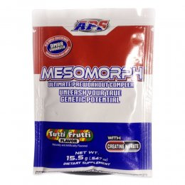 Пробник Mesomorph 15,5 гр