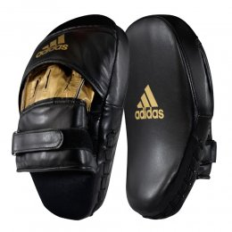 Лапы боксёрские Adidas Curved Focus Mitt Short PU