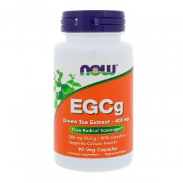 EGCg Green Tea Extract 400 mg 90 капс