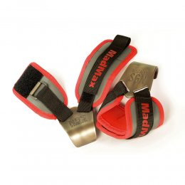 Крюки для тяги Mad Max Metallic Lat-Hooks