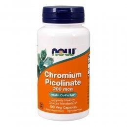 Chromium Picolinate 200 mcg 100 капс