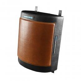 Настенная подушка Totalbox Gel (чёрный/коричневый)
