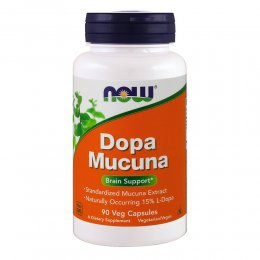 Dopa Mucuna 90 капс