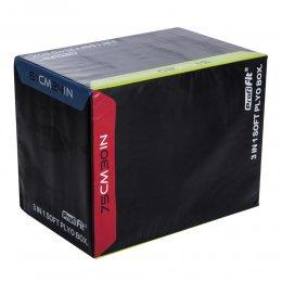 Универсальный бокс Soft Plyo Box Profi-Fit 3 в 1