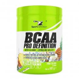 BCAA Pro Definition 507 гр
