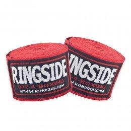 Боксерские бинты Ringside (красный)