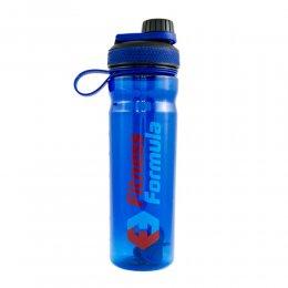 Шейкер - бутылка Fitness Formula 800 мл (синий)
