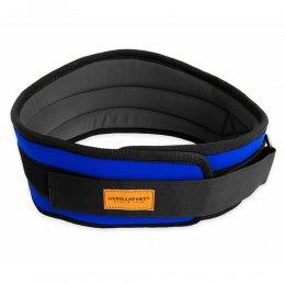 Атлетический пояс Onhill Sport Wide нейлон (синий)