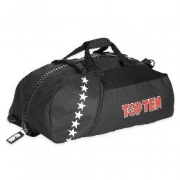Сумка-рюкзак Top-ten (чёрный/красный)