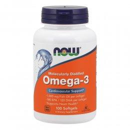 Omega-3 1000 mg 100 капс