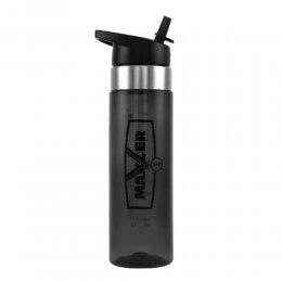 Спортивная бутылка Maxler 550 мл (чёрный)