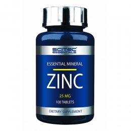 Zinc 25 mg 100 таб