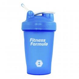 Шейкер Fitness Formula Full Color 591 мл (синий)